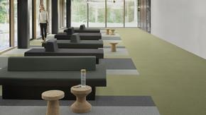 Fine Dust Reducing Carpet Tiles Desso Airmaster Tones