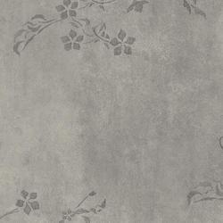 Kylpyhuone | Aquarelle-seinänpäällyste |                                                          Concrete Flower GREY