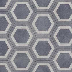 Vinyl Rolls | EXCLUSIVE 260 GRAPHIC |                                                          Honeycomb Tile BLUE