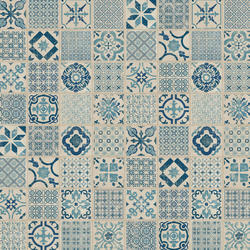 Luxury Vinyl Tiles | STARFLOOR CLICK 30 & 30 PLUS |                                                          Retro INDIGO