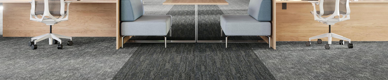 Fabric and Form Tarkett Soft Surface Flooring