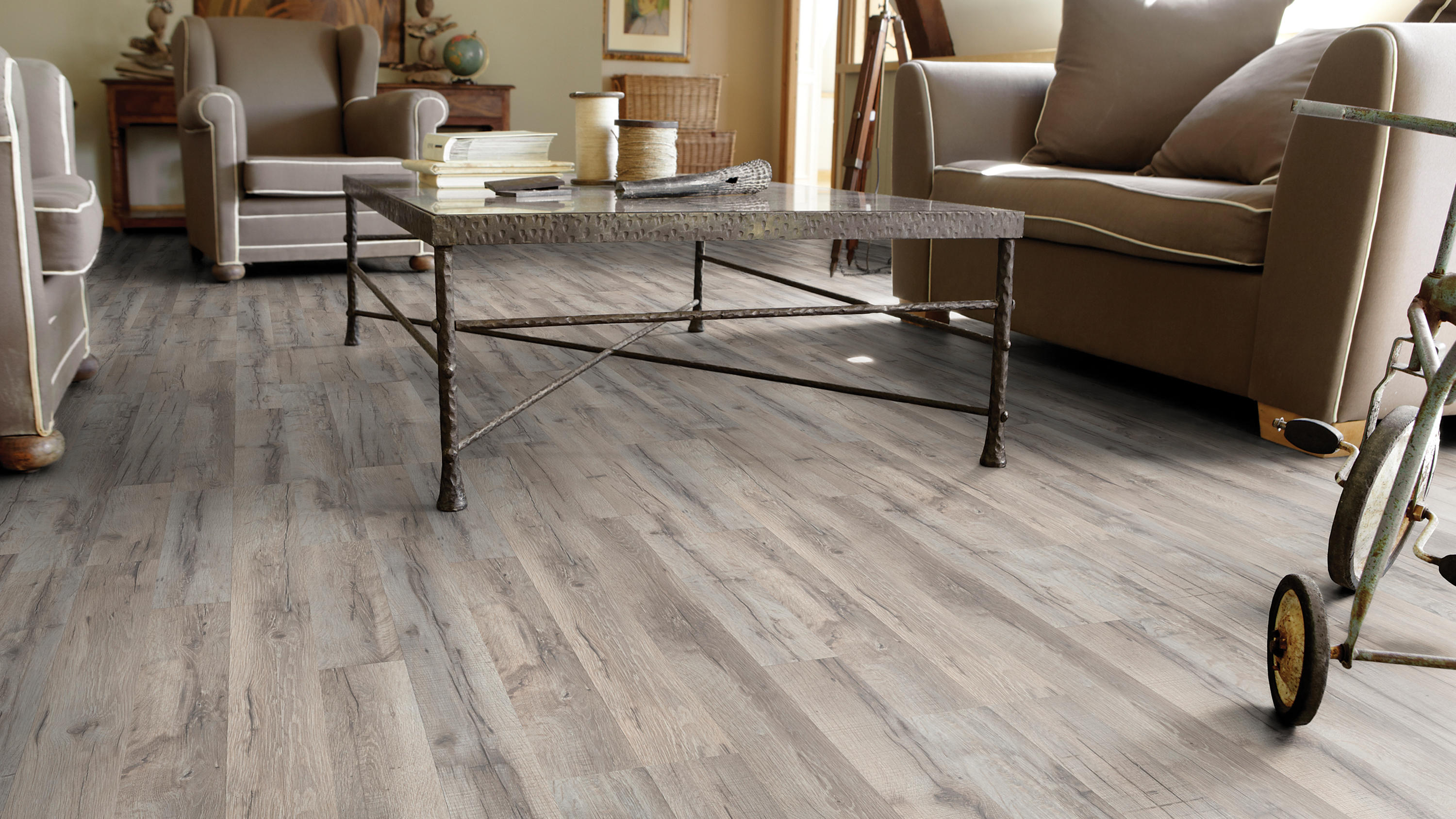 AquaFlor - A Menards' Exclusive Laminate - Tarkett