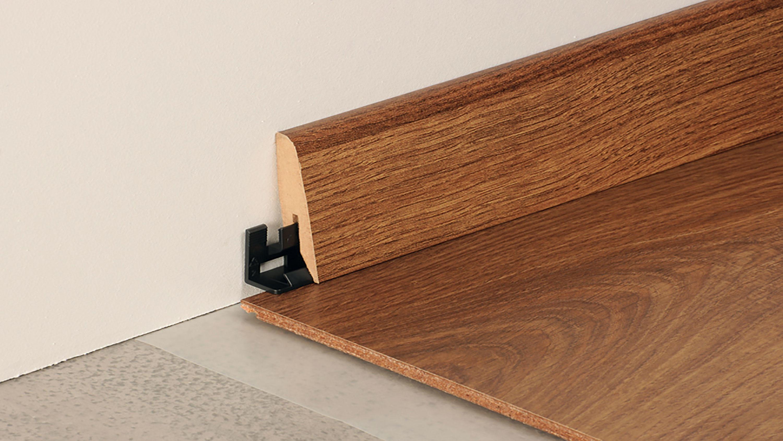 Laminate flooring skirting boards - Commercial - Tarkett