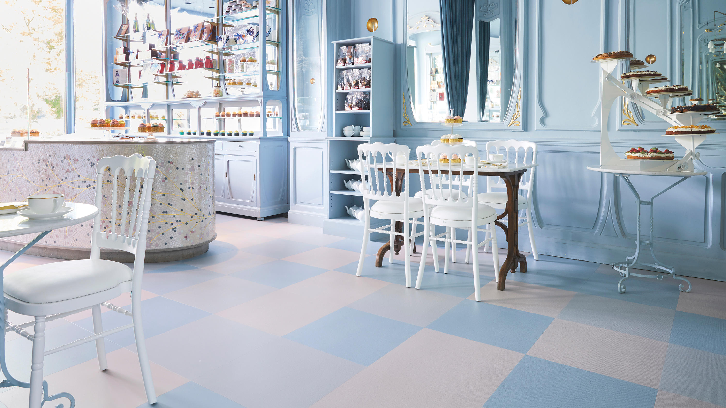 iD Inspiration 70 luxury vinyl tile floors - Commercial and ...