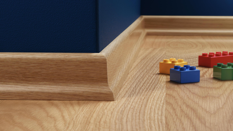 Decorative Wood Skirtings – Flooring Accessories - Tarkett