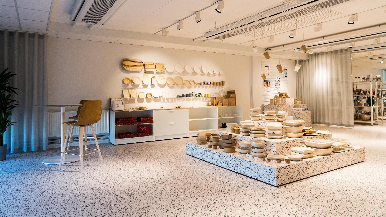 Kontors- och butiksdesign