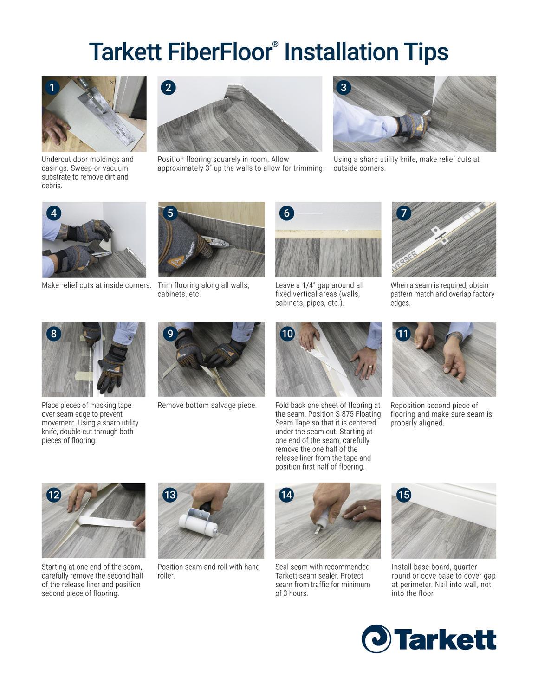 DIY Installation Tips: FiberFloor