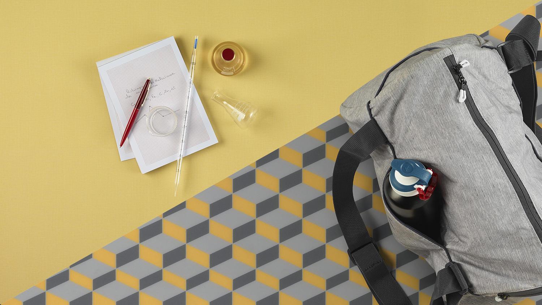 Gekleurd Vinyl Vloer : Nieuwe gekleurde collectie vinylvloeren tarkett
