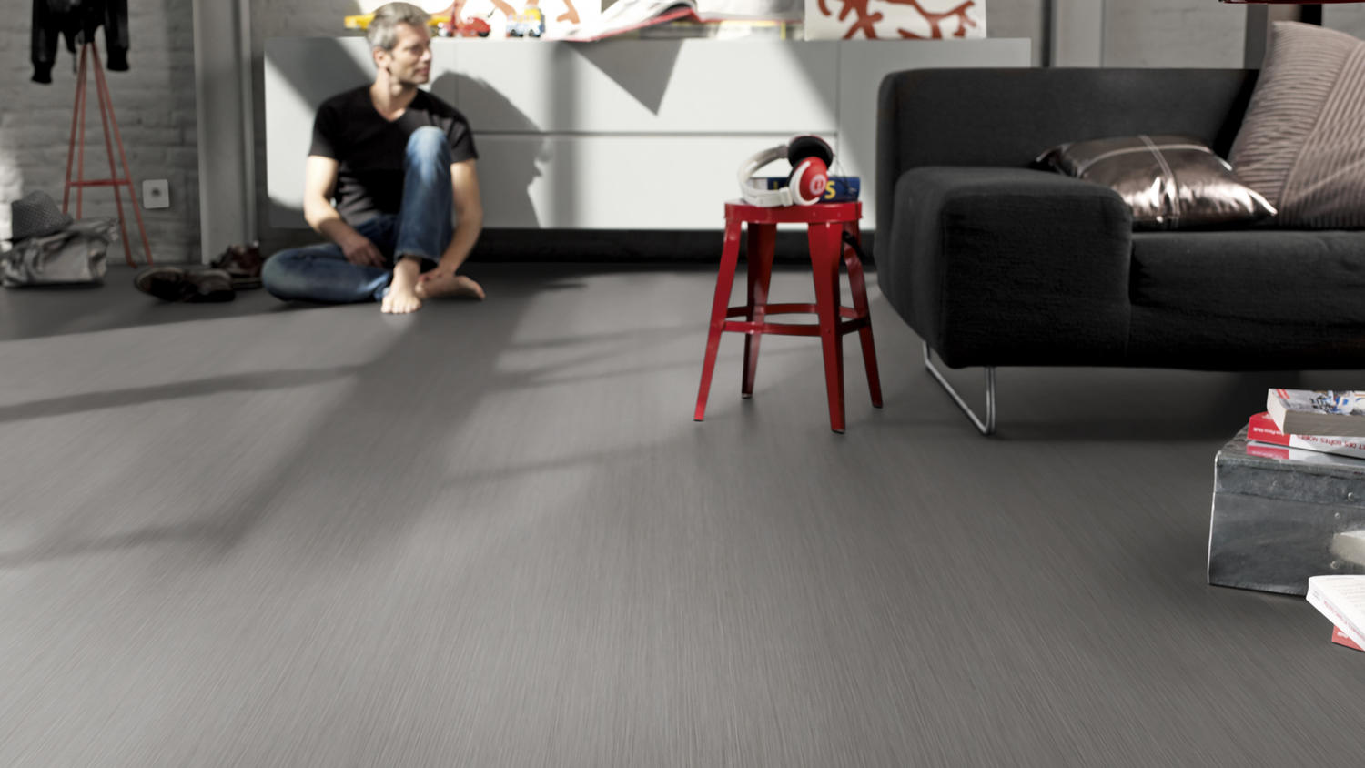 Cushioned Flooring Modern Living
