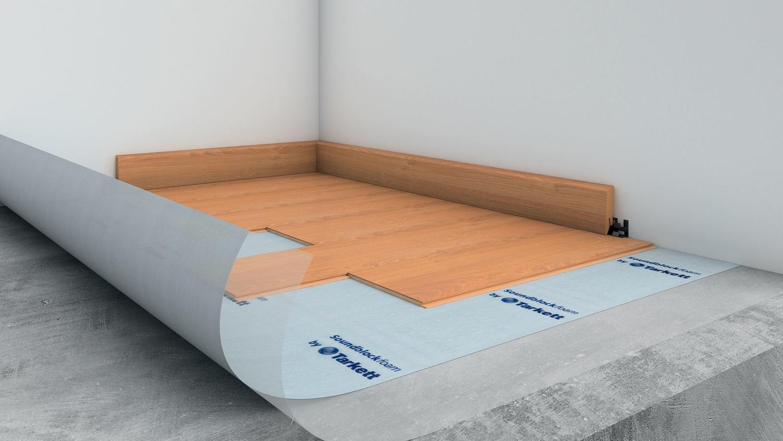 Laminate Flooring Underlays, Do You Need Special Underlay For Laminate Flooring
