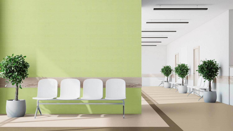 Tarkett's Cradle to Cradle Certifications for Linoleum flooring