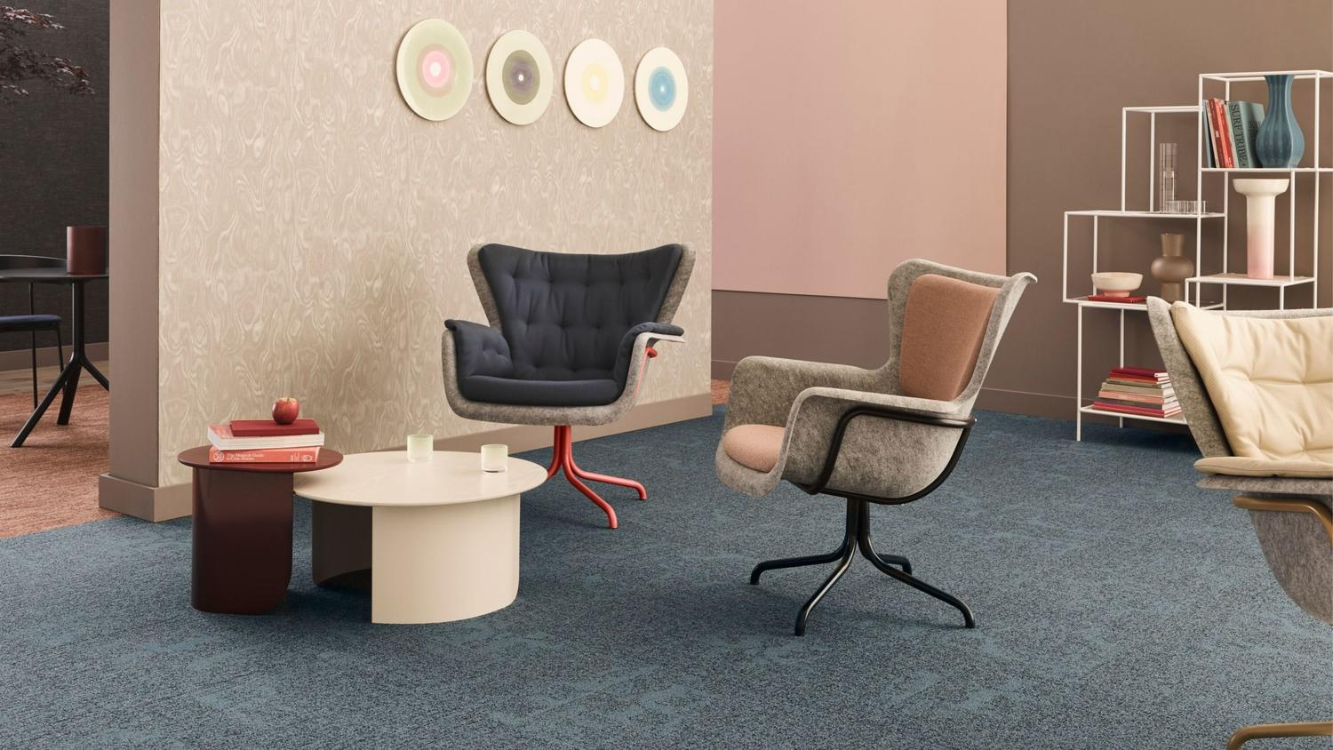 DESSO SoundMaster carpet tile backing