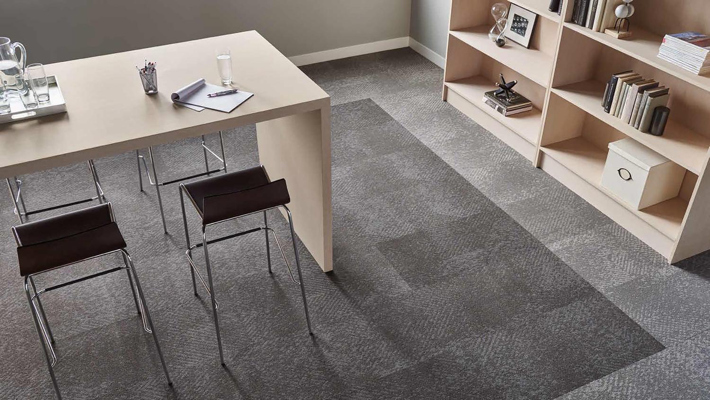 Offset Commercial Modular Tiles Tarkett