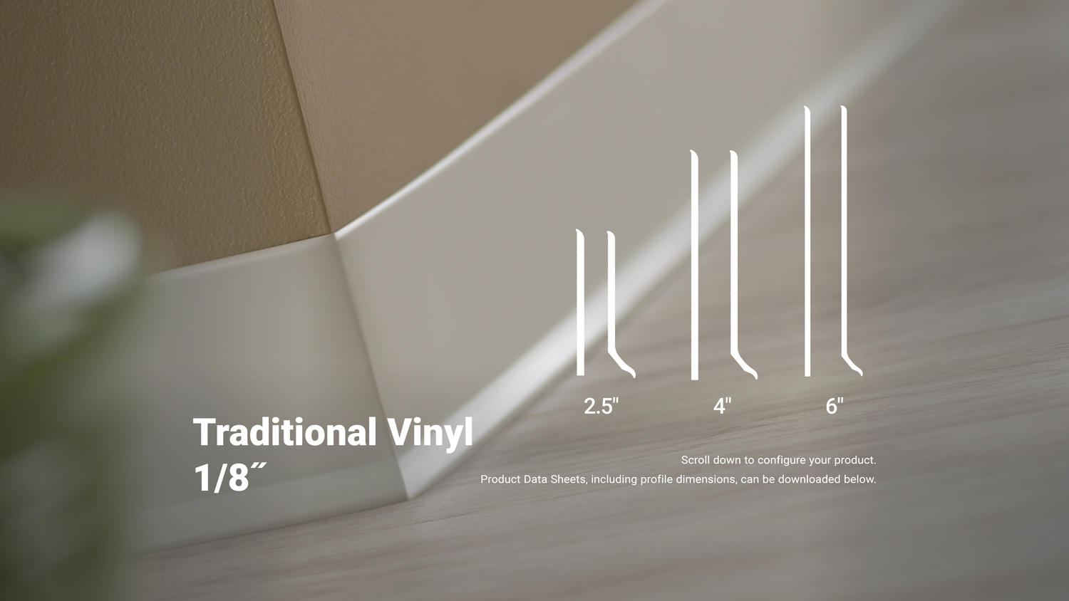 Vinyl Baseboards Commercial Wall Base