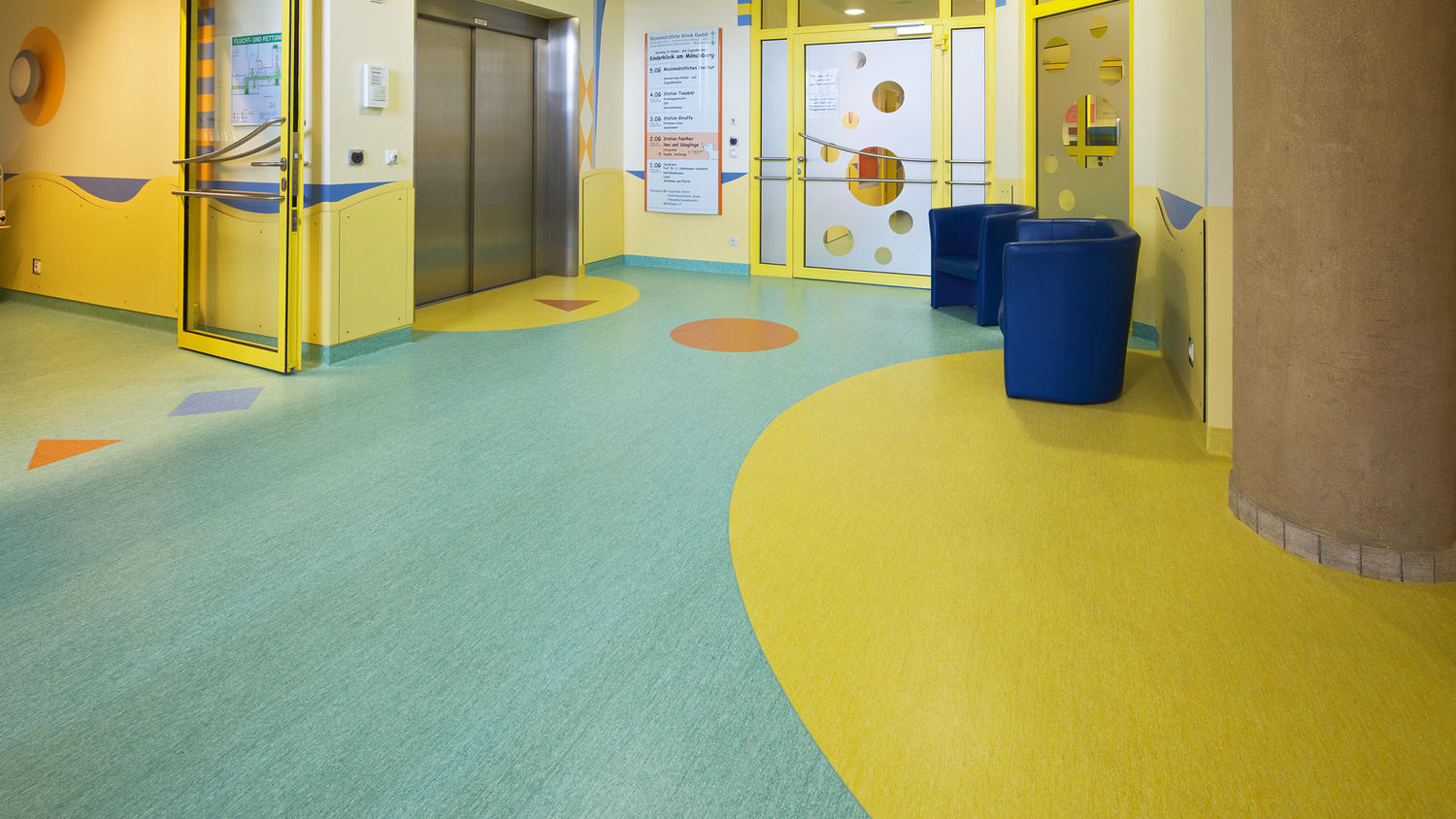 Iq Optima Commercial Vinyl Sheet Flooring Tarkett