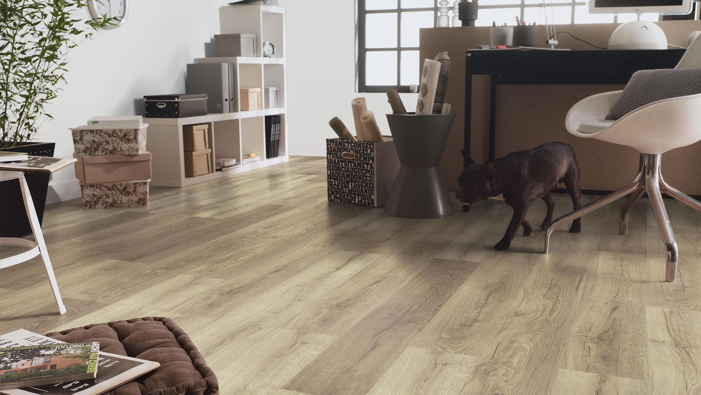 Choosing laminate flooring for your home office - Tarkett | Tarkett