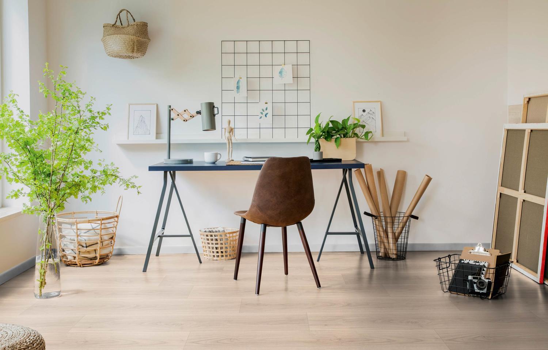 Tarkett - Vinyle - sol - bureau à domicile