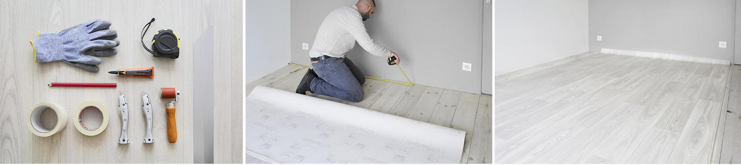 How To Lay Vinyl Flooring Sheets Tiles