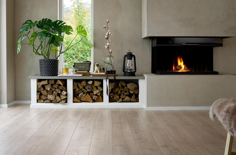 Maremma Oak Laminat i stue