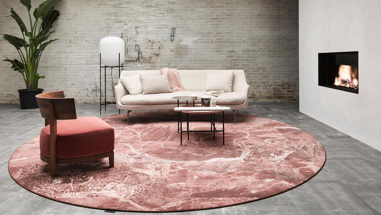 Tarkett Sense of marble tapijt