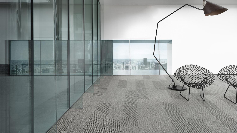 DESSO Traverse tapijtplanken installatie ashlar