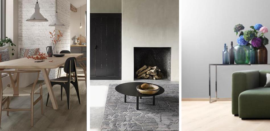 Urbanes Design: Einrichtungselemente und Dekorationsideen