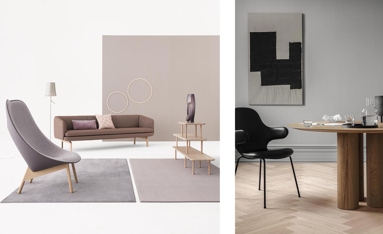 Modernes Design- moderner Einrichtungsstil