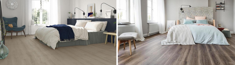 Bodenbelag für Schlafzimmer - Schlafzimmerboden