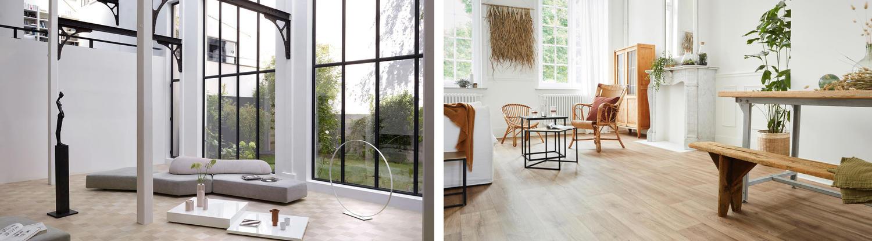 Bodenbelag für Wohnzimmer - Wohnzimmerboden