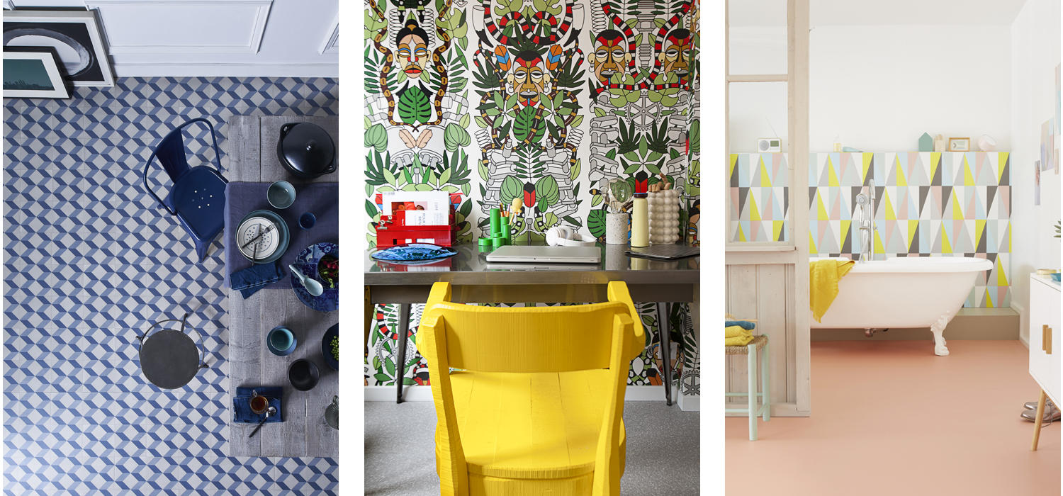 colourful interior decor ideas for summer