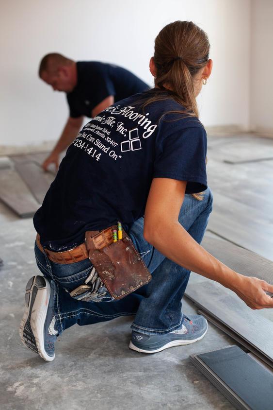 Flooring Installation with ProGen