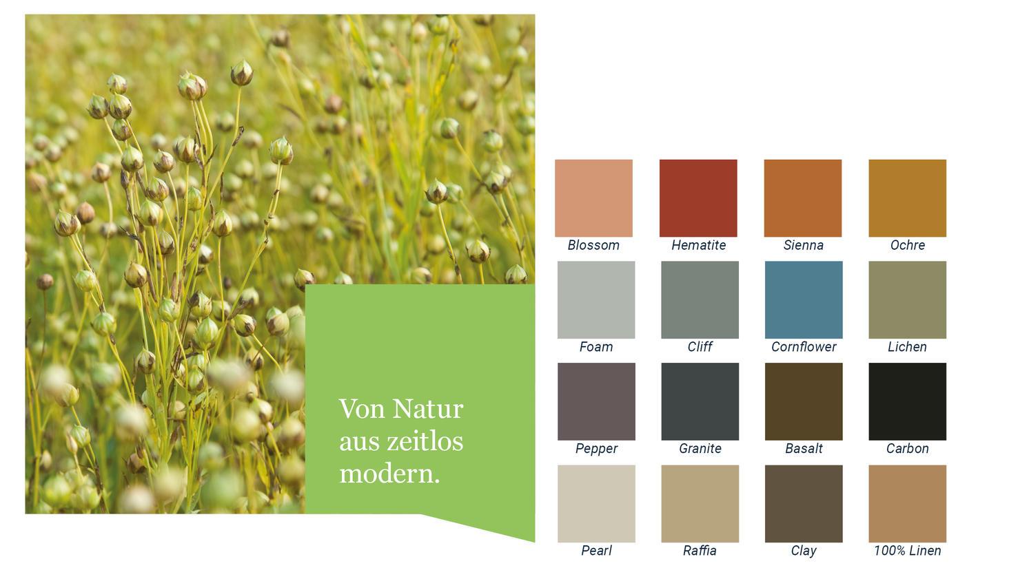 Tarkett Linoleum ORIGINALE - natürlicher Bodenbelag