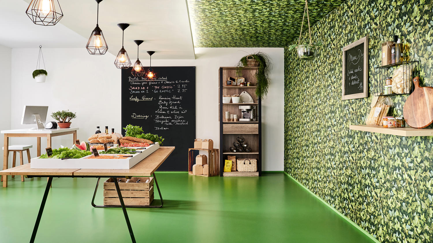 Read about how we commit to designing products that contribute to creating healthier spaces.