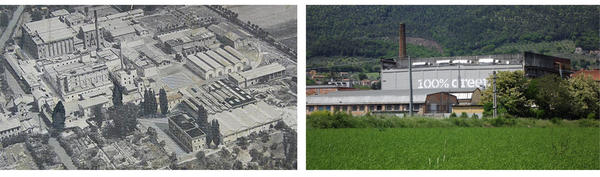 Linoleum factory made in italy