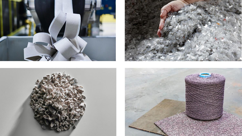 Tarkett - Recycling Bodenbelag
