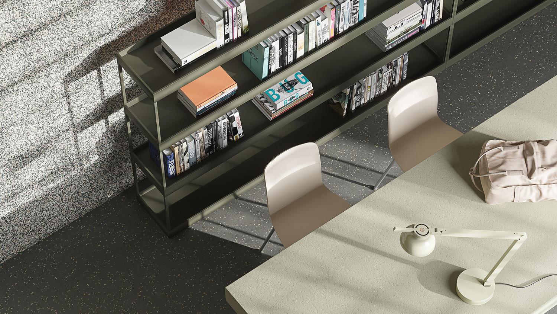Tarkett's iQ Surface phthalate free vinyl floors