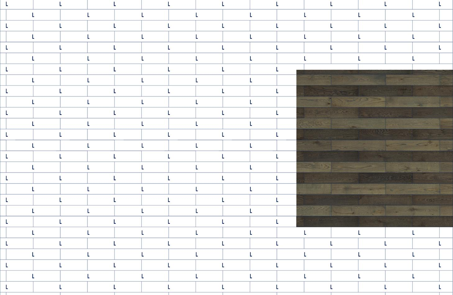 Mønsterlegging Segno Tarkett Parkettgulv Parkett modulært