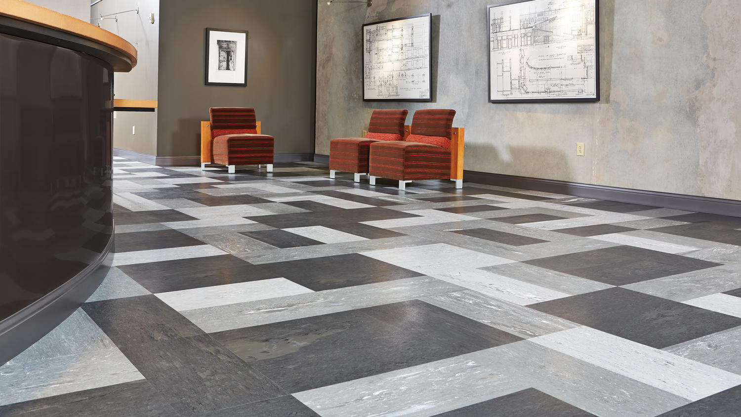 Resilient Commercial Flooring  Tarkett