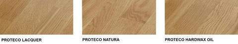 Holzboden: Parkett geölt oder lackiert