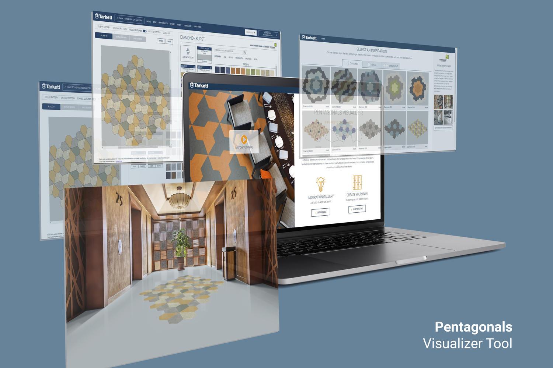 Pentagonals Visualizer Tool