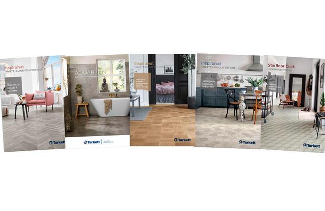 Lue esite ja tutustu eri lattiamateriaaleihin