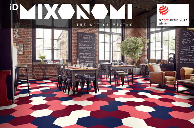 ID MIXONOMI - VÍTĚZ RED DOT AWARD