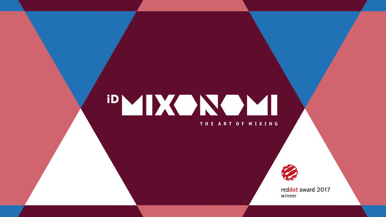 "iD Mixonomi - Descubre ""The art of mixing"""