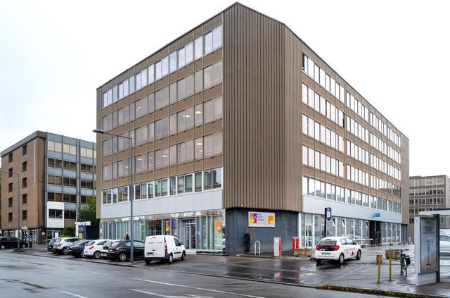 Bureaux d'ATMO à Lille