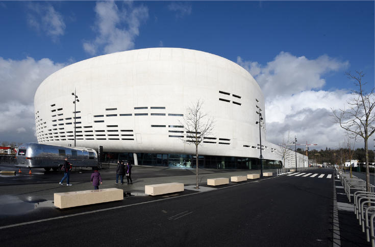 A Futuristic and Sustainable New Venue in Bordeaux