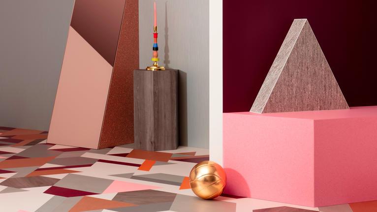 """""""MIX"""" KONSEPTİ: Şekilleri, materyalleri ve renkleri karıştırma sanatı"""