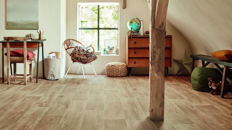 Landelijk wonen met een vinylvloer - dat kan best!