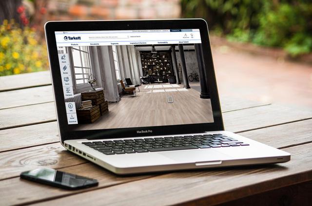 Tarkett lanza nuevas funciones en su Room Designer, una aplicación para ayudarte a visualizar nuestros suelos en tu hogar