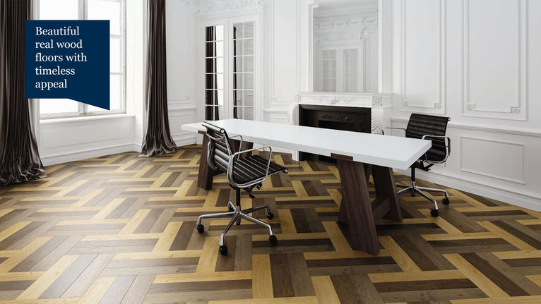 Segno - Decorative Parquet Collection