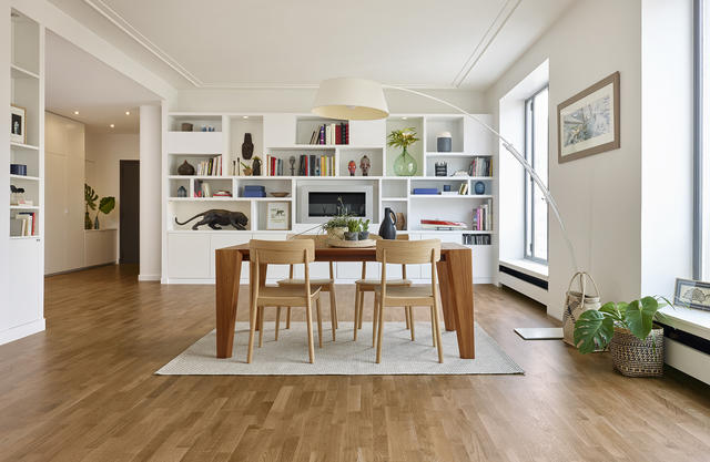 Engineered wood vs laminate flooring